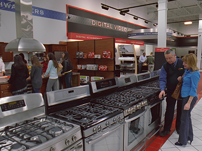 Appliance Department