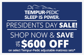 Presidents Day Sale! Save up to $600!