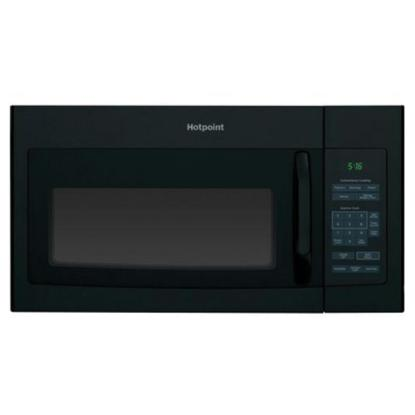 Picture of HOTPOINT BY G.E. RVM5160DHBB