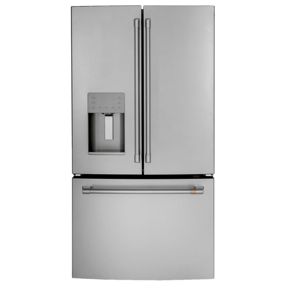 GE Cafe French Door Refrigerator