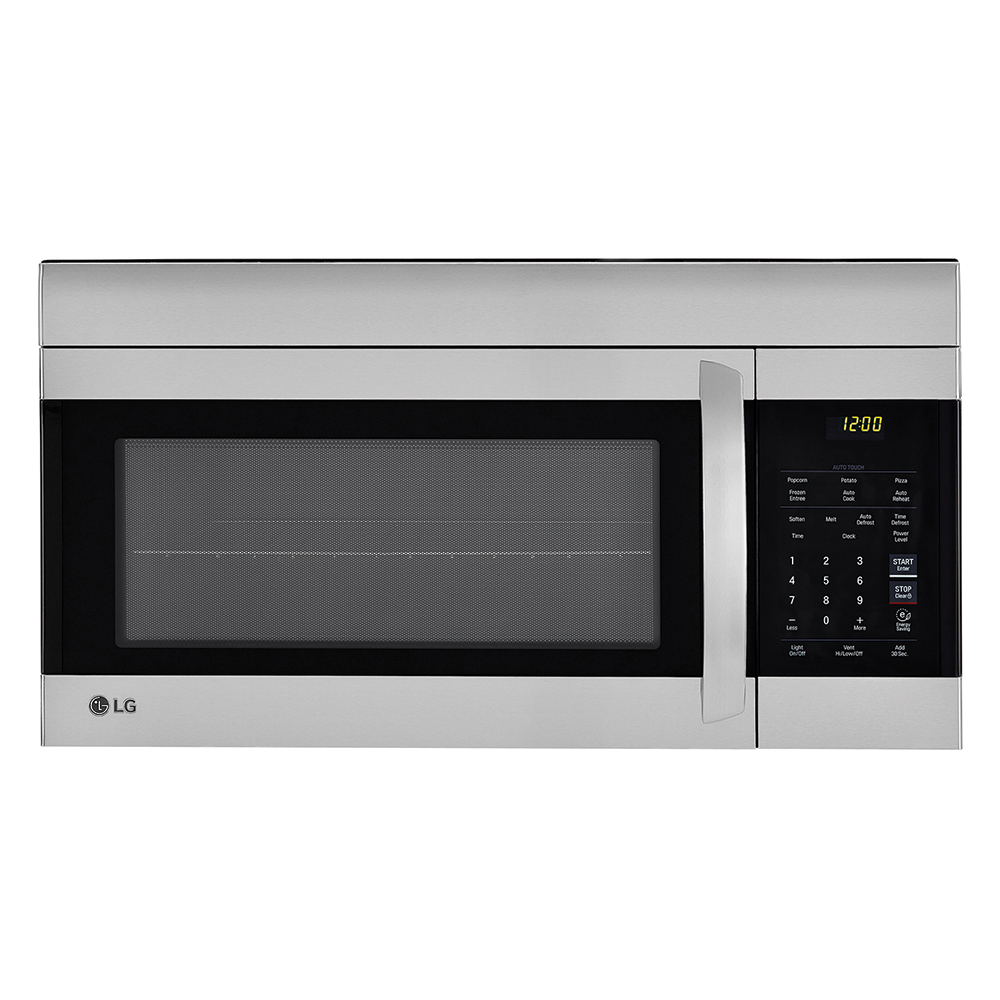LG Stainless Steel Over The Range Microwave