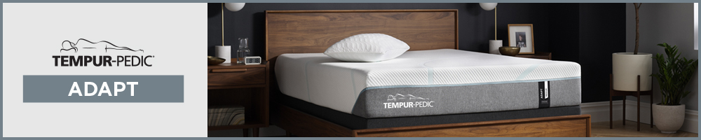 Tempur Pedic Adapt Category Banner