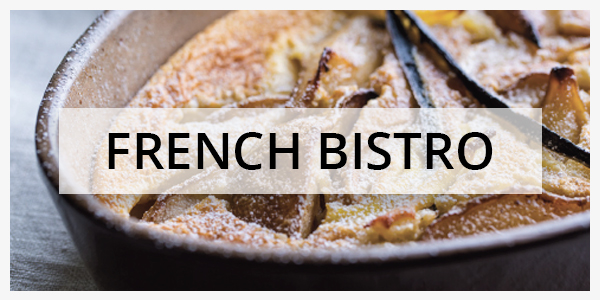 French Bistro Recipes