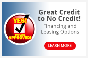 Great credit to no credit leasing options!