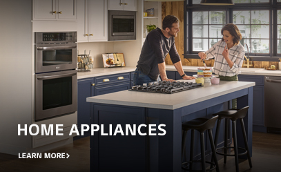 Home Appliances Learn More
