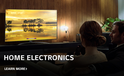 LG Home Electronics Learn more