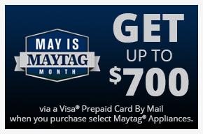 Get up to $700 via Visa® Prepaid Card By Mail ...