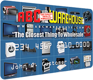 Special Financing Offers ABC Warehouse