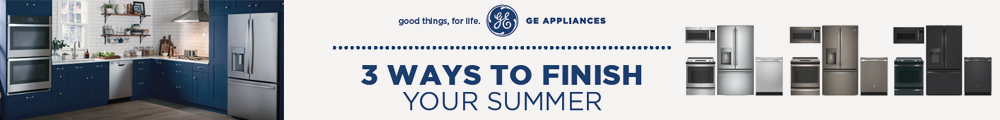 GE Appliances 3 Ways To Finish Your Summer