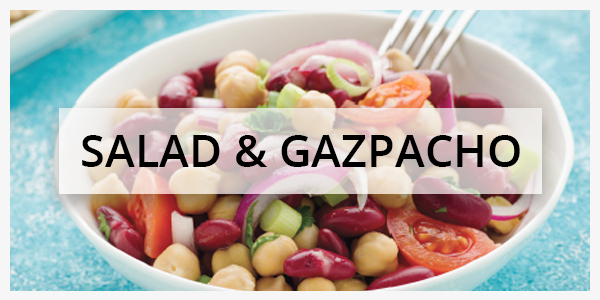 Salad & Gazpacho Recipes