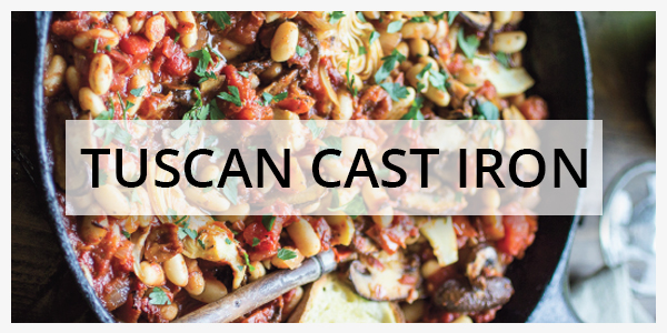 Tuscan Cast Iron Recipes