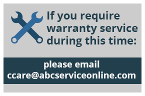 Warranty Service Email