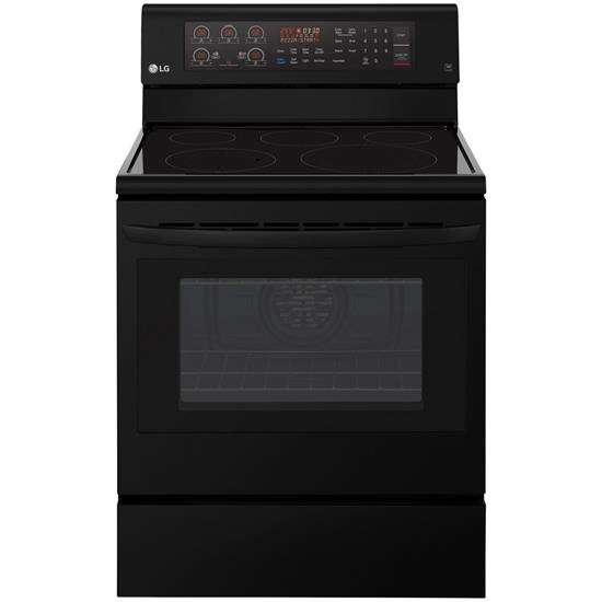 Picture of LG Appliances LRE3194SB