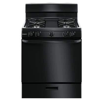 Picture of HOTPOINT BY G.E. RGBS300DMBB