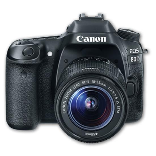 Picture of CANON EOS-80D