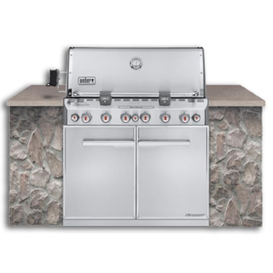 Picture of WEBER SUMMIT GRILL CENTER 7360001