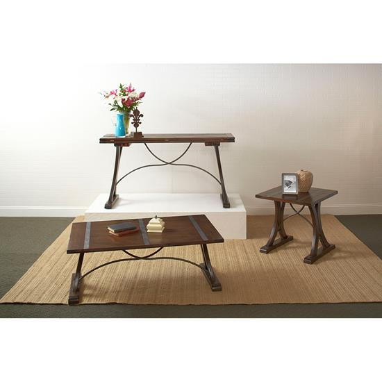 Picture of LARGO T682-125-SQUARE-END-TABLE