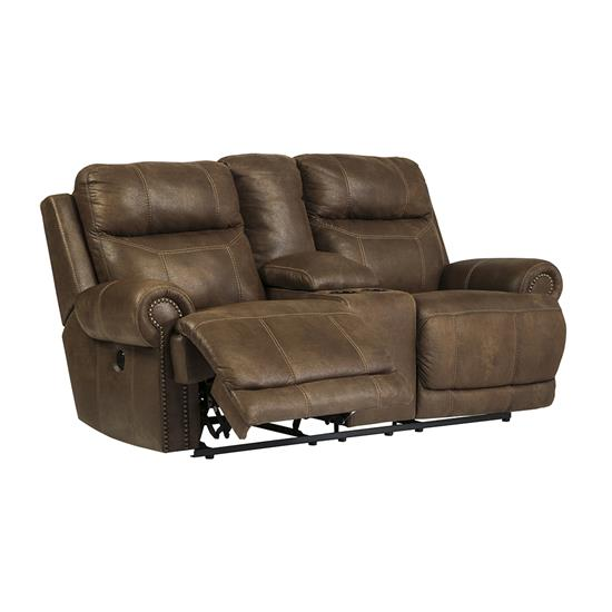 Picture of ASHLEY 3840096-POWER-CONSOLE-LOVESEAT
