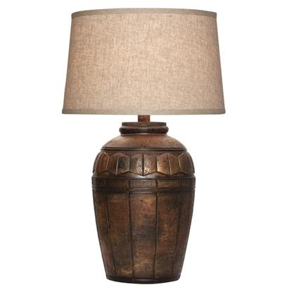 Picture of ANTHONY CALIFORNIA H6226DMC-CERAMIC-TABLE-LAMP-x1
