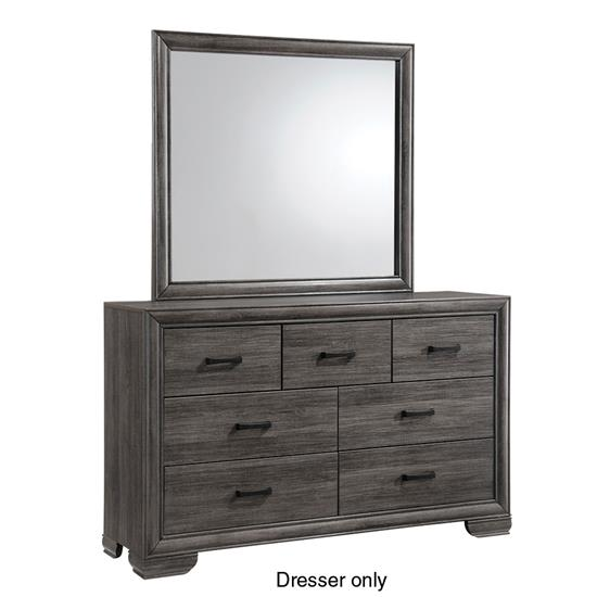 Picture of LIFESTYLE ENTERPRISE C6412A-040-7DXX-7-DRAWER-DRESS