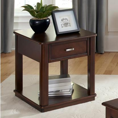 Picture of LIBERT FURNITURE 424-OT1020-WALLACE-END-TABLE