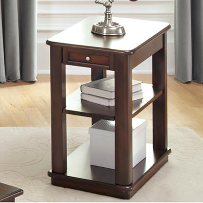 Picture of LIBERT FURNITURE 424-OT1021-CHAIR-SIDE-END