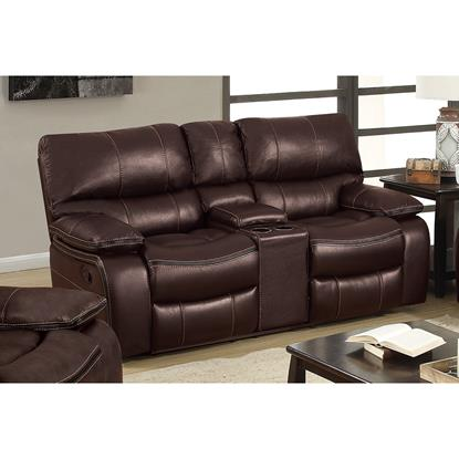 Picture of GLOBAL U0040-RECLINING-LOVESEAT