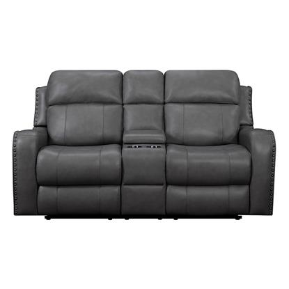 Picture of KLAUSSNER IRVING-DOM/CHAR_RECLINING-SOFA