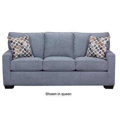 Picture of SIMMONS UPHOLSTERY 9025-FULL-SLEEPER-SOFA-DENIM