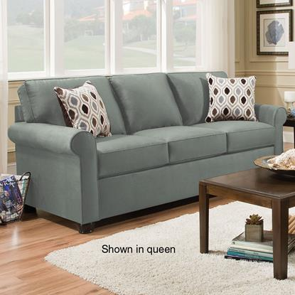 Picture of SIMMONS UPHOLSTERY 1530-FULL-SLEEPER-SOFA-SPA