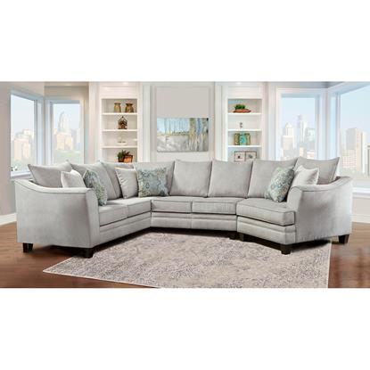 Picture Of J Henry Angelina 3pc Sectional Package