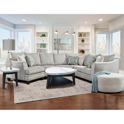 Picture Of J Henry Angelina 6pc Sectional Package