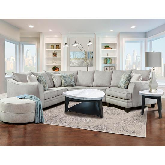 Picture of J HENRY ANGELINA-6PC-SECTIONAL-PACKAGE