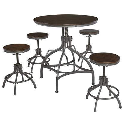 Picture of ASHLEY D284-223-ODIUM-COUNTER-SET