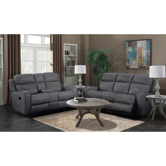 Picture of KLAUSSNER IRVING-8PC-FURNITURE-PKG-POWER