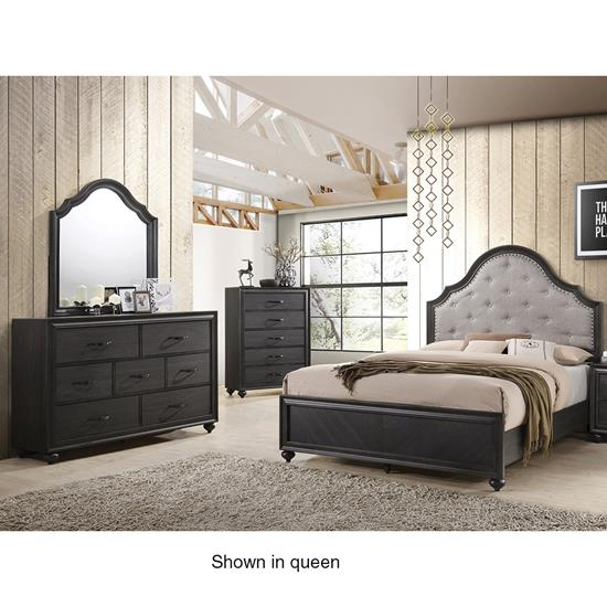 Picture of DAVIS HOME SPENCER-KING-6PC-BEDROOM-PKG