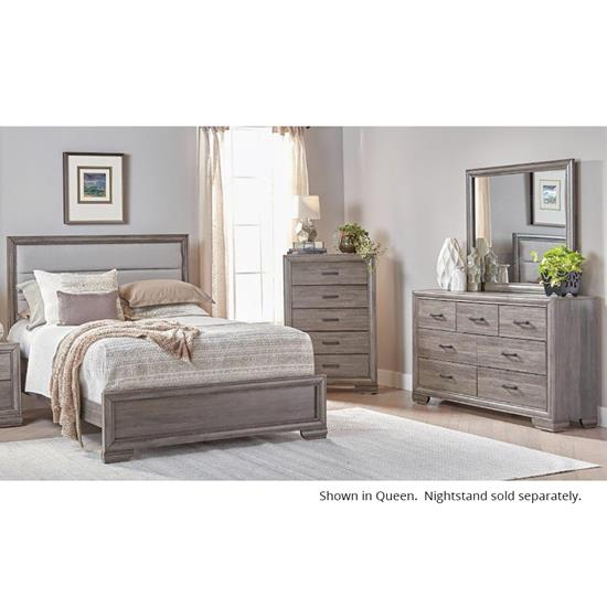 Picture of LIFESTYLE ENTERPRISE SILVIRAZ-6PC-BEDROOM-PKG