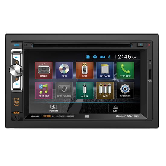 Picture of DUAL CAR XDVD256BT