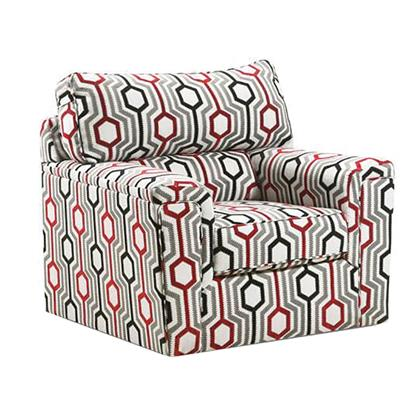 Picture of LANE 2015_ACCENT-SWIVEL-CHAIR-RUBY