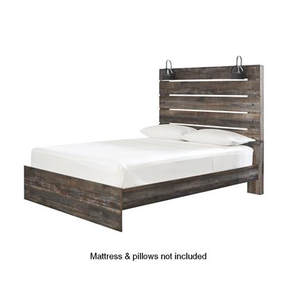 Picture of ASHLEY DRYSTAN-QUEEN-3PC-BED-PACKAGE