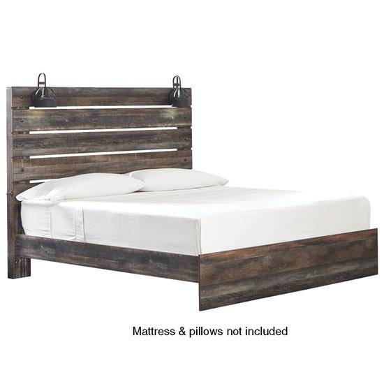 Picture of ASHLEY DRYSTAN-KING-3PC-BED-PACKAGE