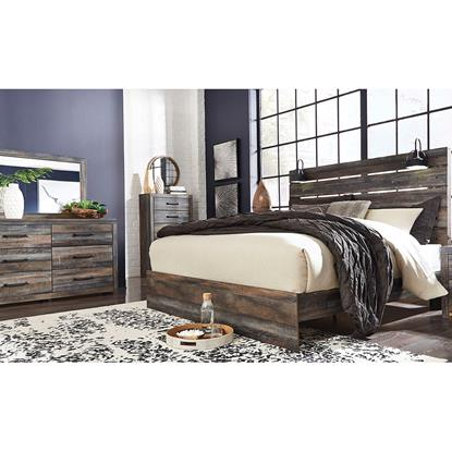 Picture of ASHLEY DRYSTAN-KING-6PC-BEDROOM-PKG