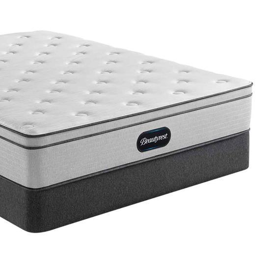 Simmons Beautyrest Br800 Full Plush Mattress Box Abc Warehouse