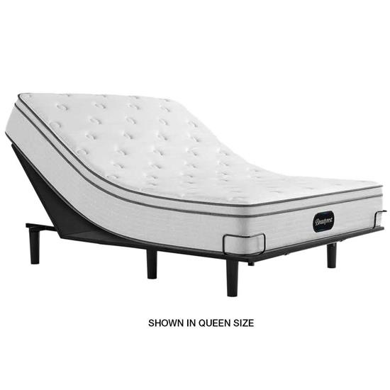 Picture of SIMMONS BEAUTYREST BR800-QUEEN-PLUSH-MAT/SIMPLADJ