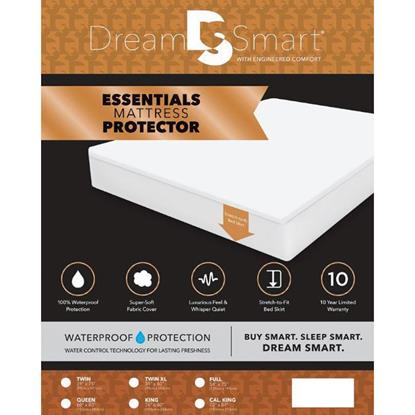 Picture of ULTRA SHIELD MIDWEST 16967-KING-MATTRESS-PROTECTOR