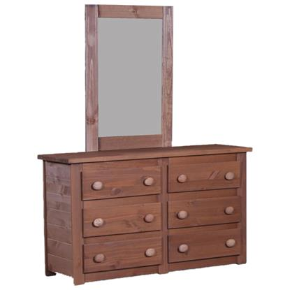 Picture of PINE CRAFTER FURNITURE MAH-4051-MIRROR