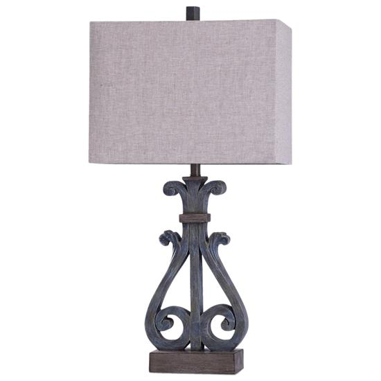 Picture of STYLECRAFT HOME L318315ABC-DESIGNER-LAMP