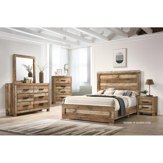 Picture of LIFESTYLE ENTERPRISE OWEN-6PC-KING-BEDROOM-PACKAGE