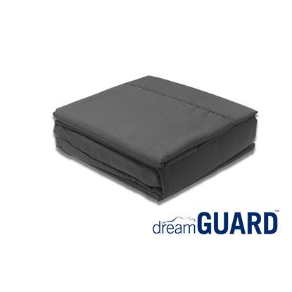 Picture of ULTRA SHIELD MIDWEST 9103-GREY-TWIN-SHEET-SET