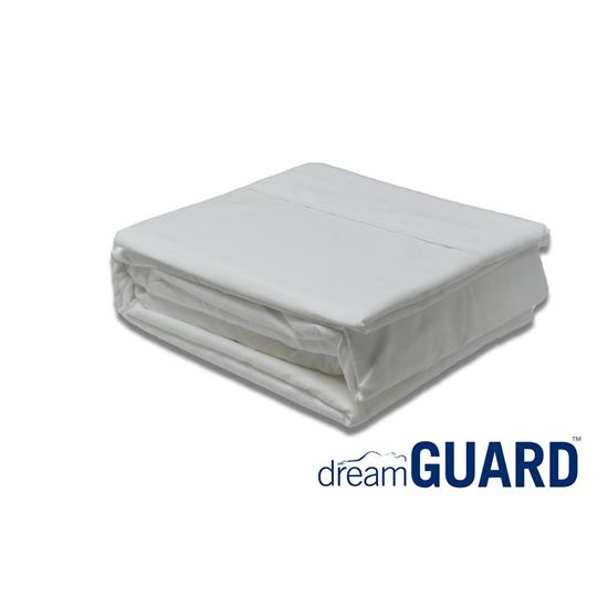 Picture of ULTRA SHIELD MIDWEST 9101-WHITE-QUEEN-SHEET-SET